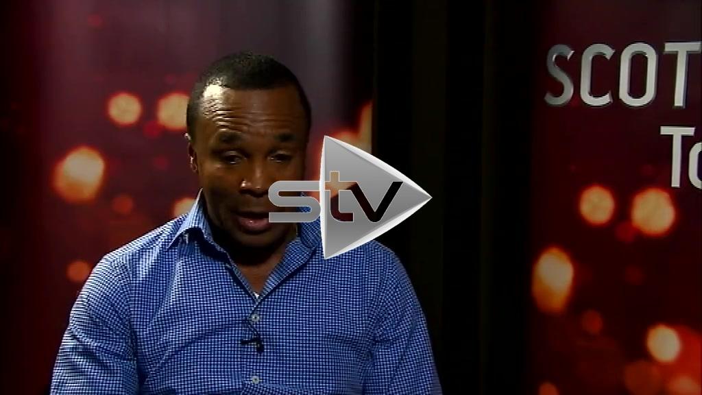 Charlie Flynn Interviews Sugar Ray Leonard