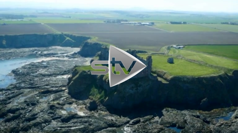 HD Aerials Tantallon Castle