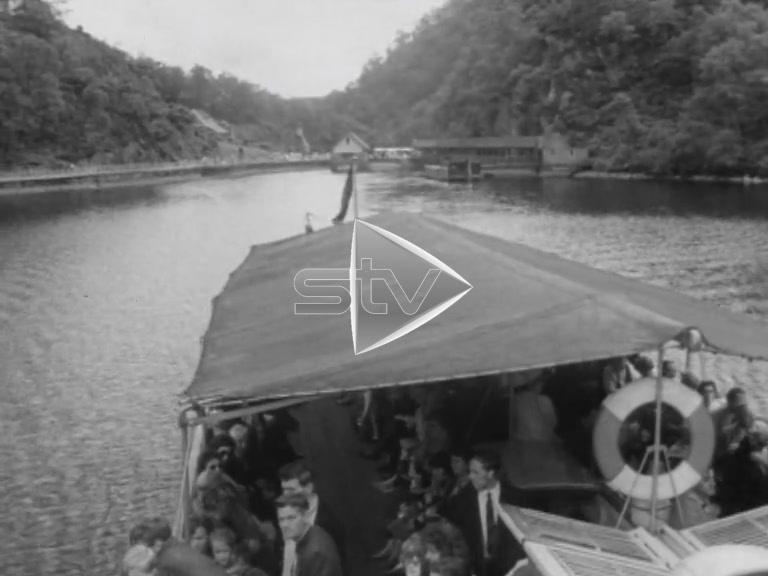 "A Trip on the ""Sir Walter Scott"" Steamship 1966"