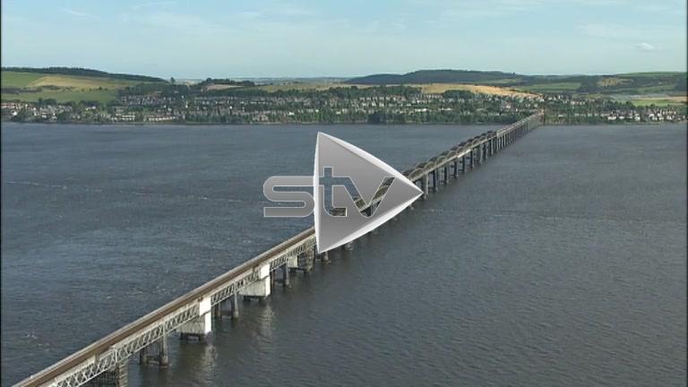 HD Aerials of Tay Rail Bridge
