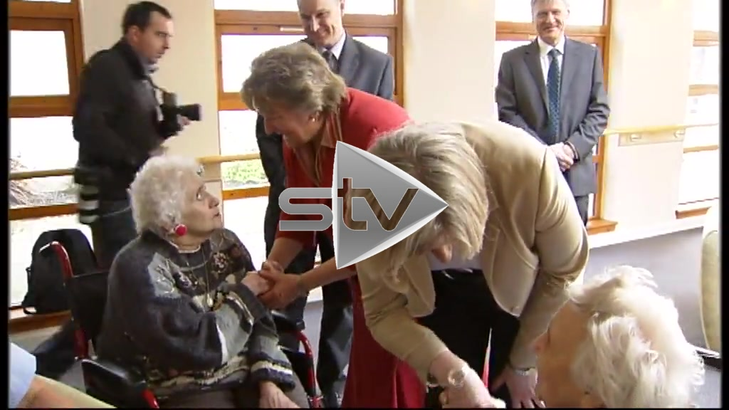 Tories in Care Home