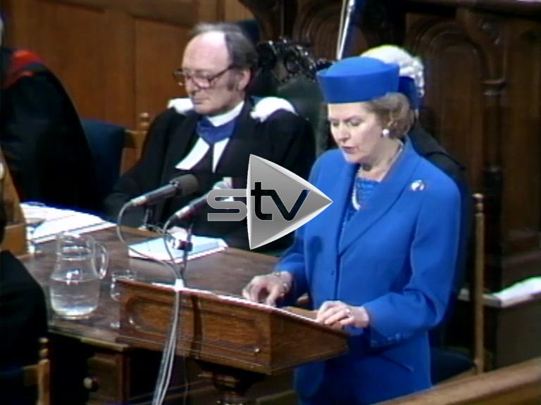 Thatcher Sermon on the Mound