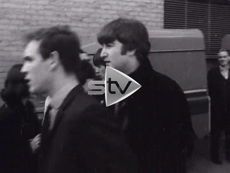 The Beatles at STV