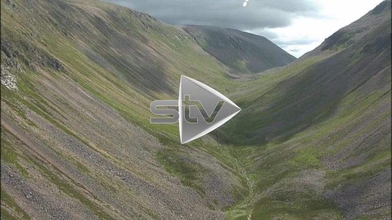 HD Aerials along the Lairig Ghru