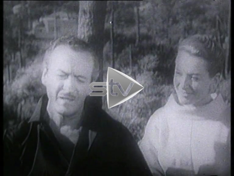 Interview With David Niven and Deborah Carr