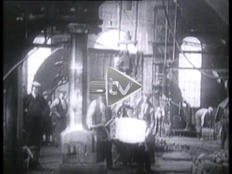 This is Scotland – Montage About Scottish Industry