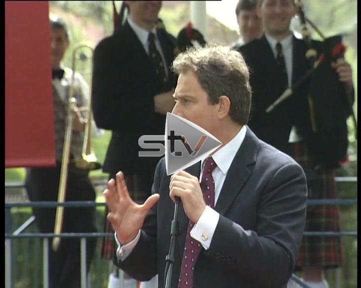 Tony Blair Promises Handgun Vote