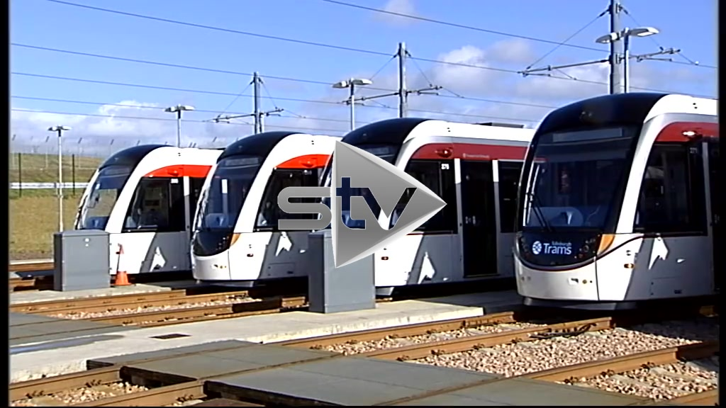 Edinburgh's New Trams