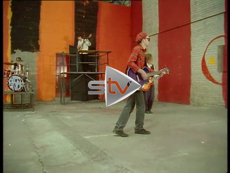 Travis – Early TV Performance 1993