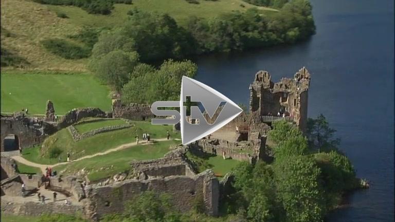 HD Aerials of Urquart Castle