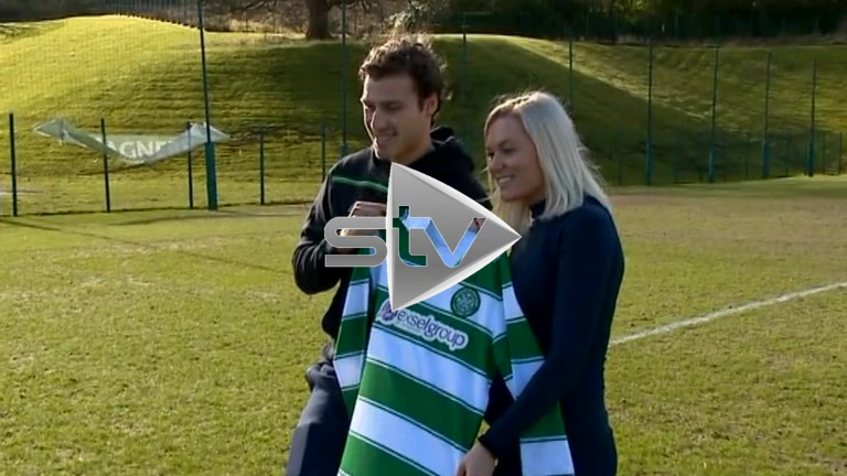 Anne Rudmose Signs for Celtic
